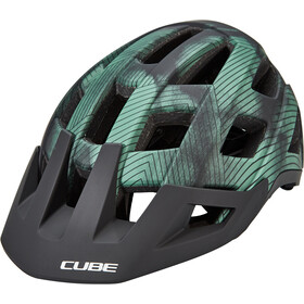 Cube Badger Kask, green